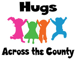 Hugs Across the County